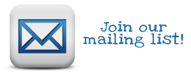 Join coupon mailing list