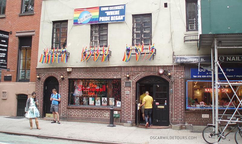 NYC gay history walking tours