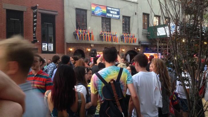 NY Stonewall Celebration