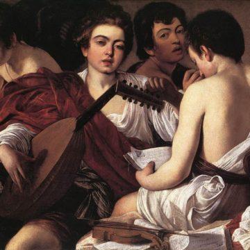 caravaggio-musicians