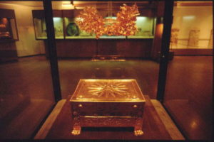 gay history tours in Greece—the Macedonian royal tombs