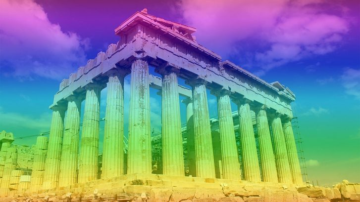 Gay Art History Tour of Greece